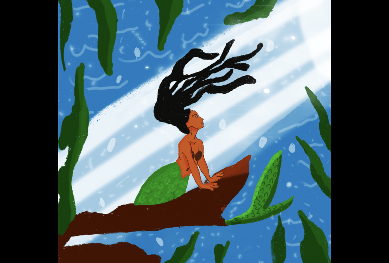 Mermaid for Mermay - student project