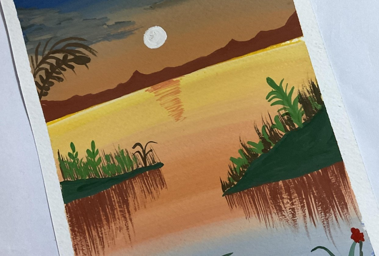 Sunset class project - student project