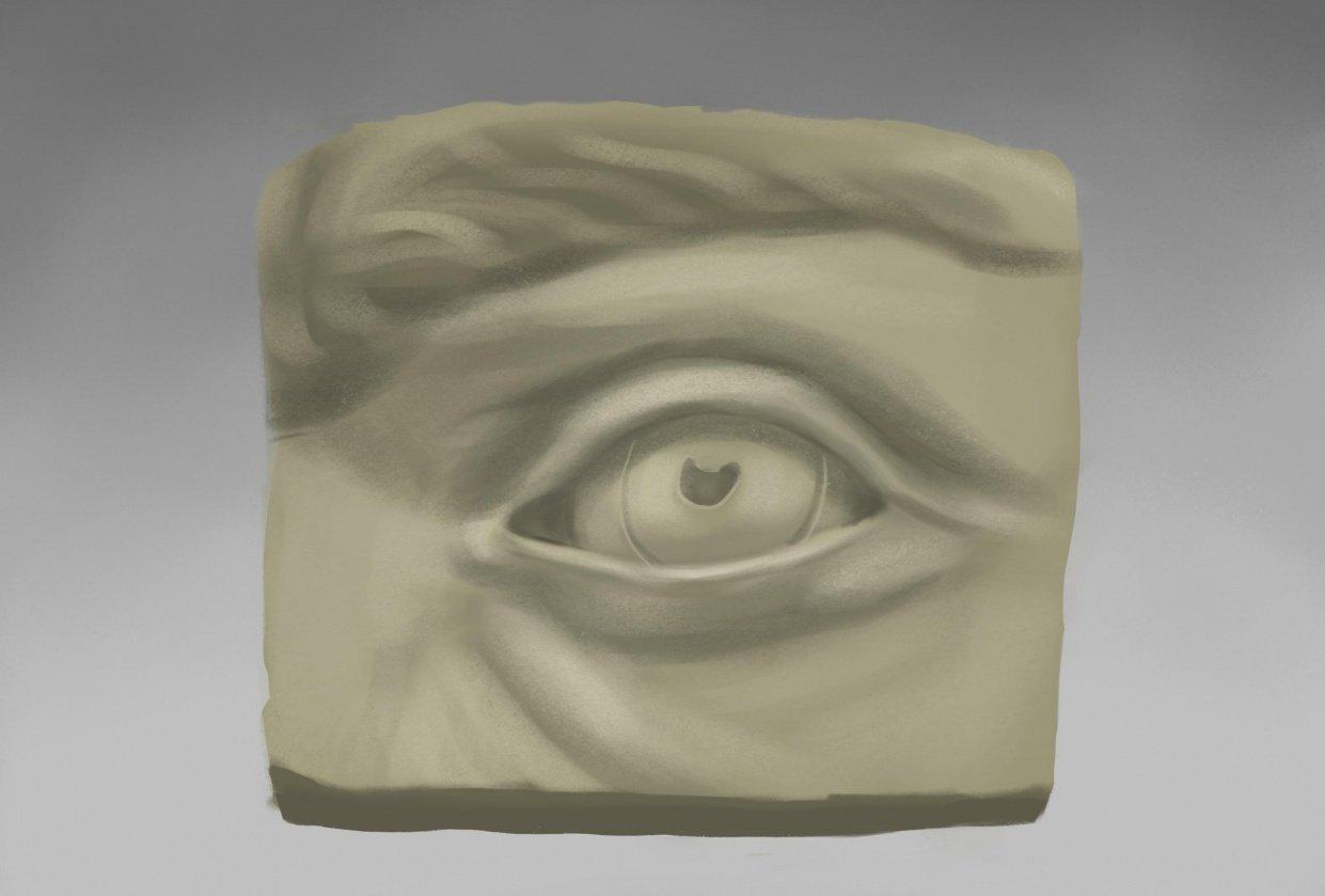 David eye - student project