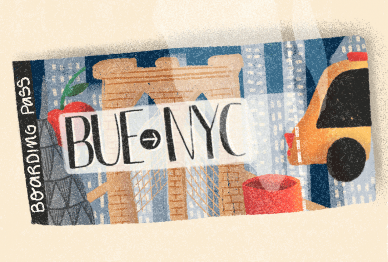 BUE- NYC - student project