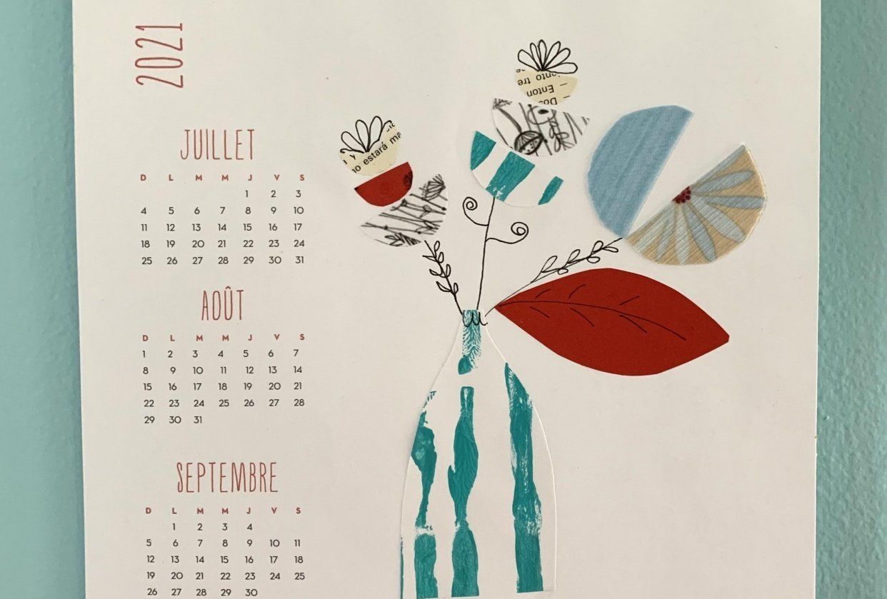 Calendrier :-D - student project