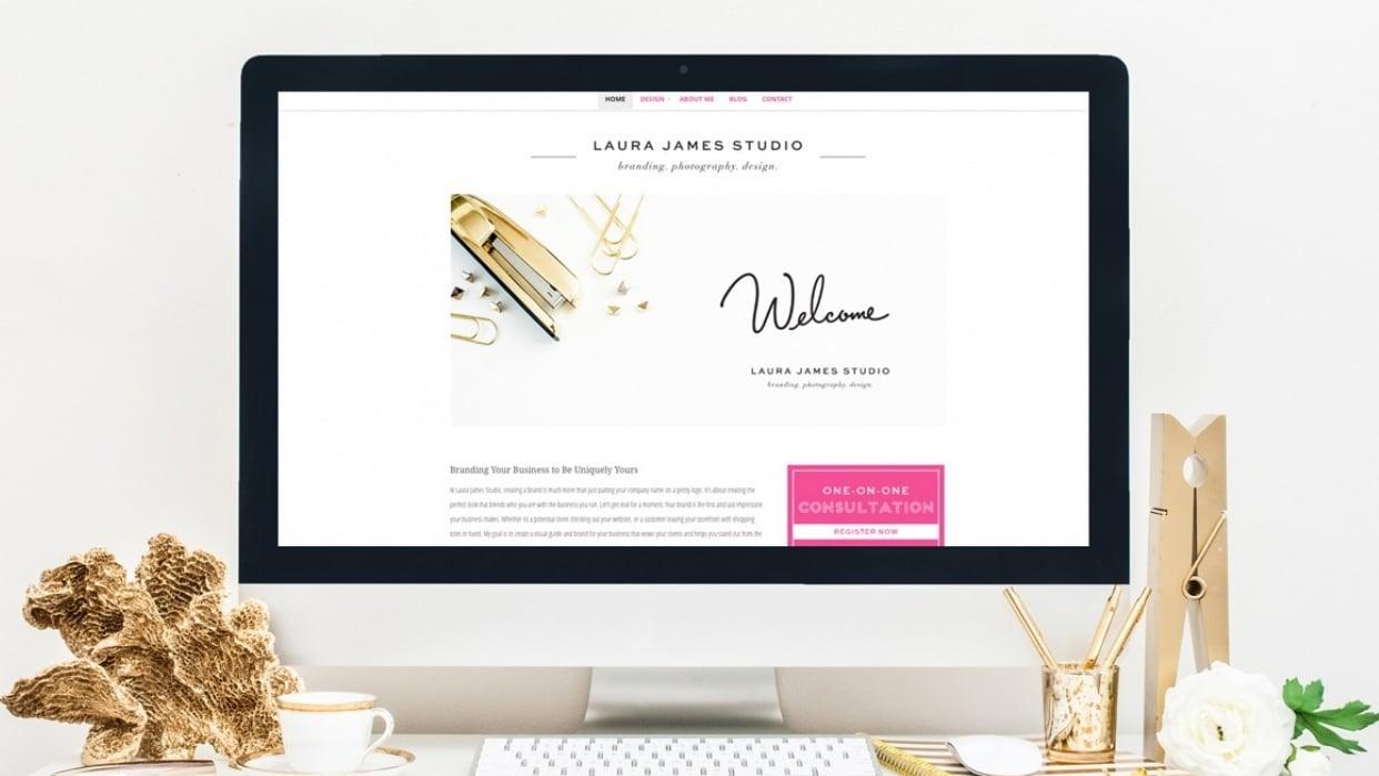 Laura James Studio Content Planning Process - student project