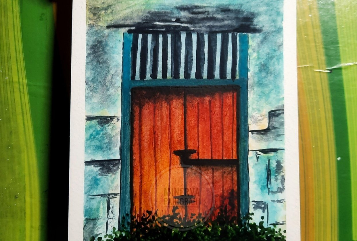 Old Rustic Doors - student project