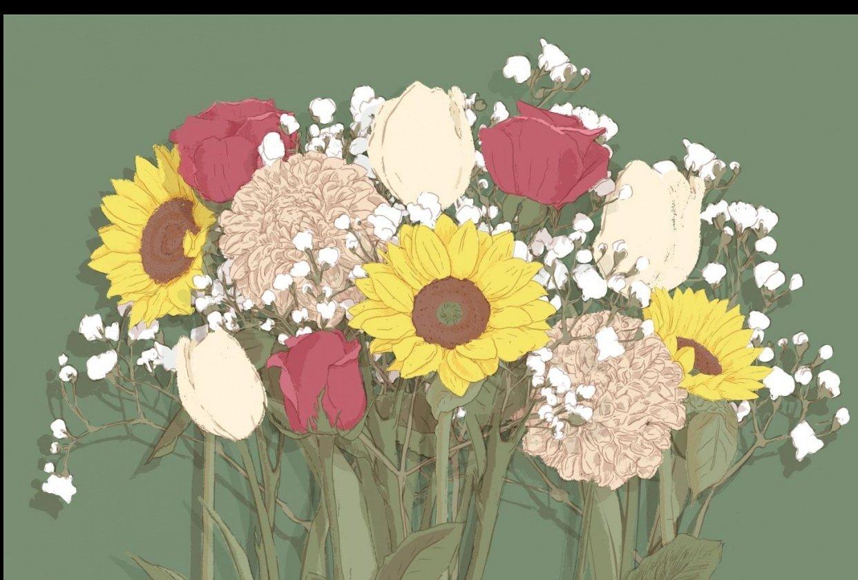 flower shop - student project