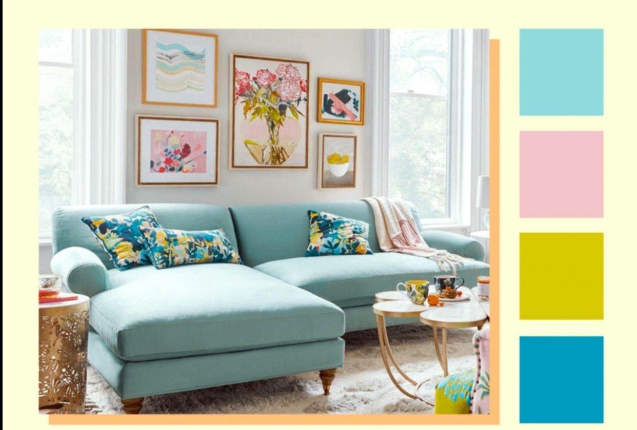 Color Pallettes Inspiration - student project