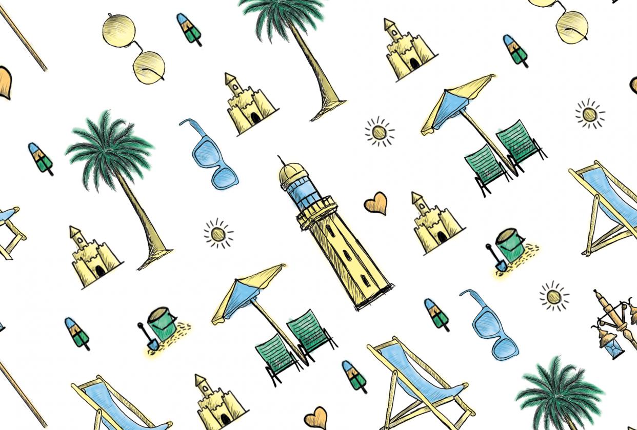 My city pattern - student project