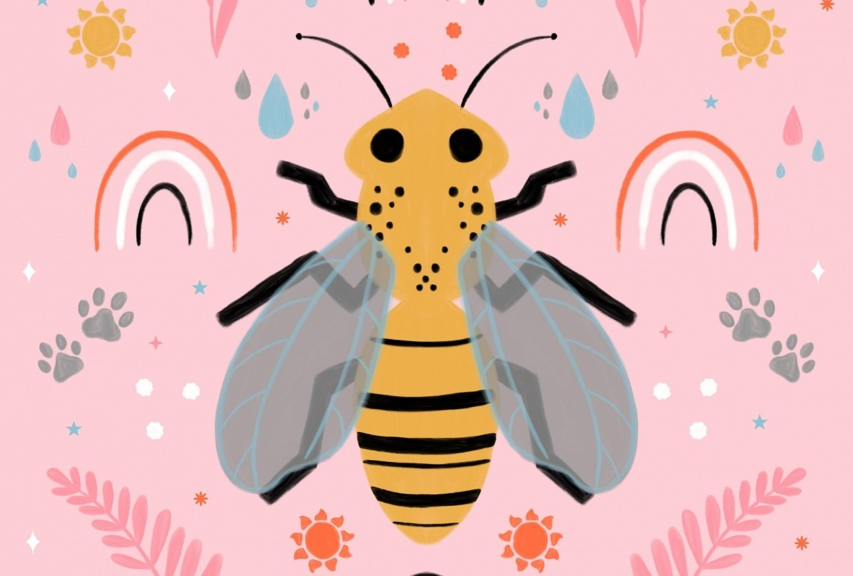 Bees Knees - student project