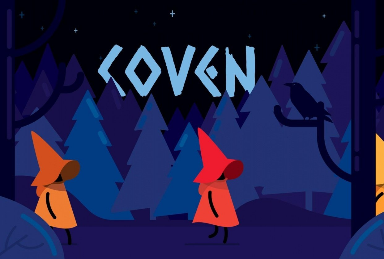 Witches Animation - student project