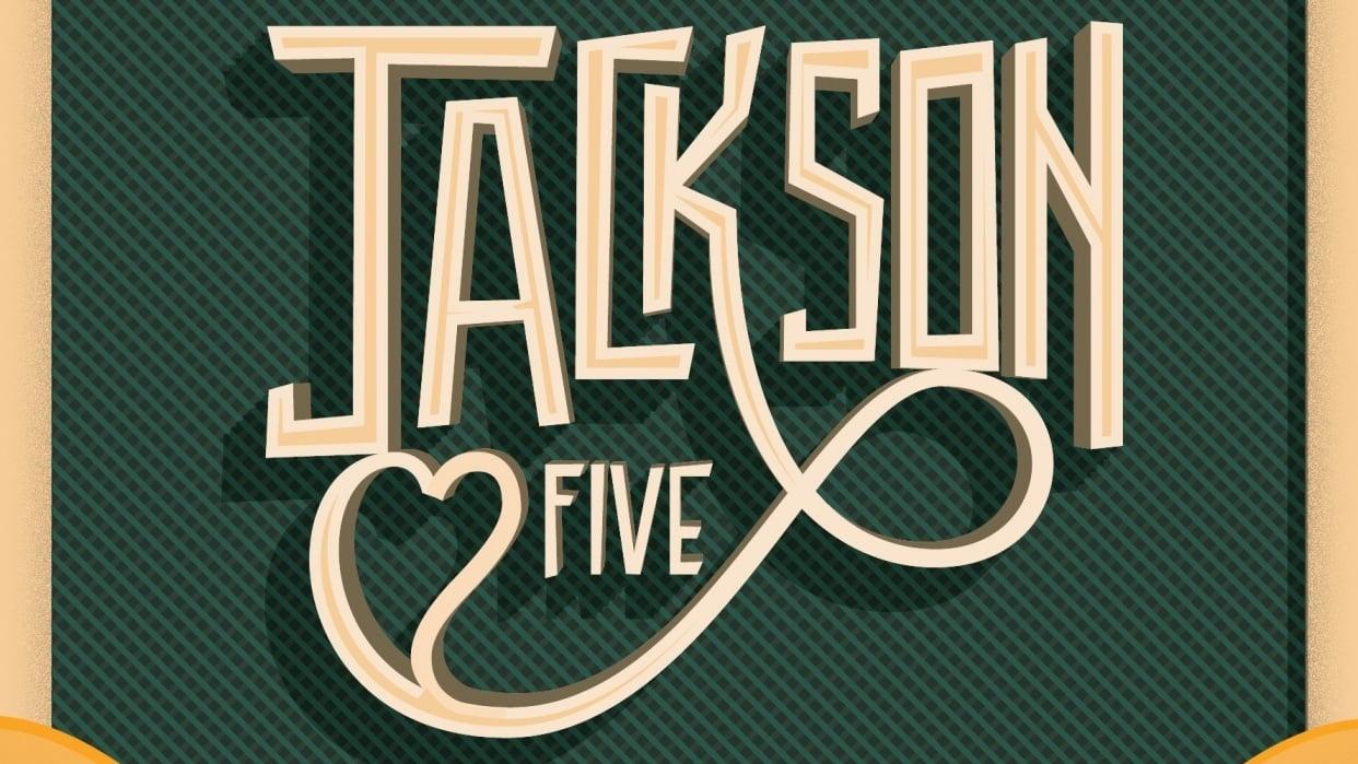 Jackson 5 / logo reinterpretation  & Tom Petty - Stand Your Ground    - student project