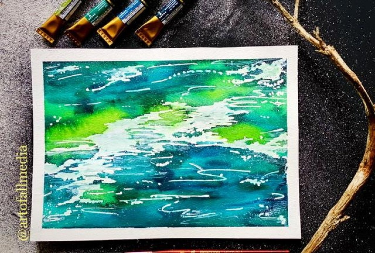 Ocean!! - student project