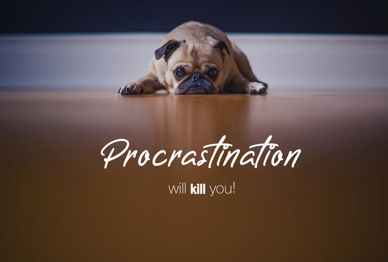 Procrastination! - student project