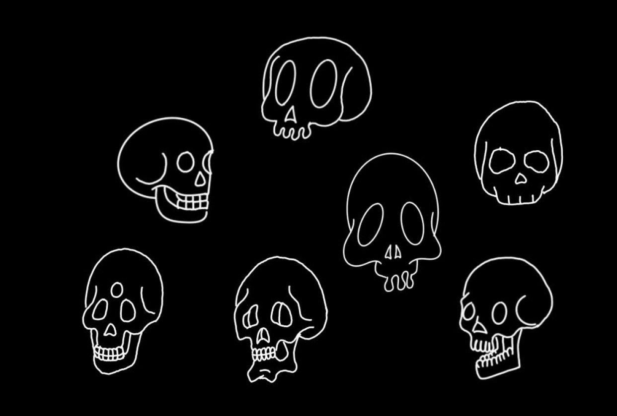 Rohan Skulls - student project
