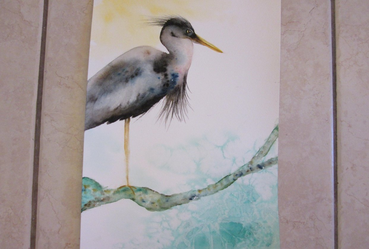 Heron - student project