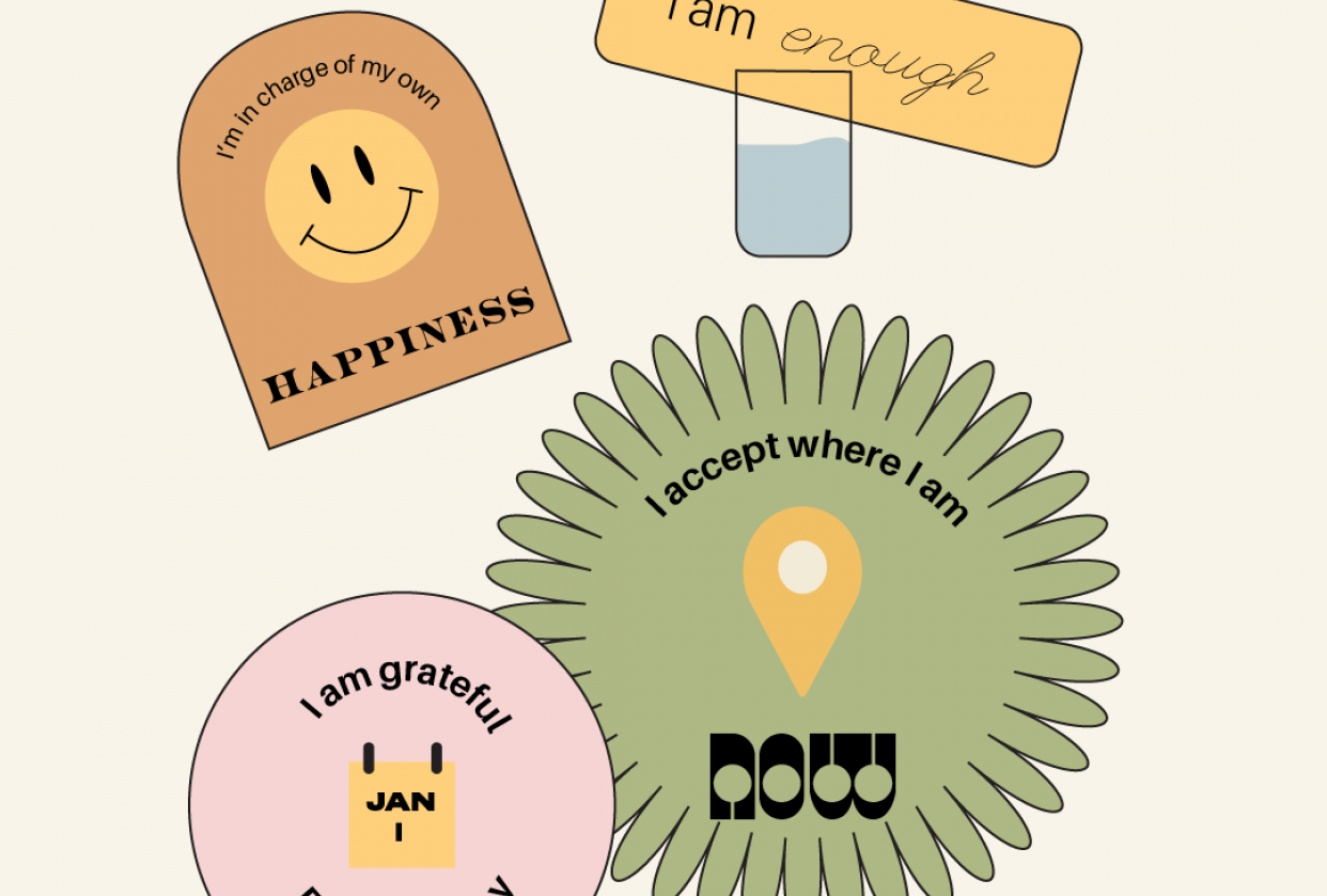 Positive Affirmations - student project