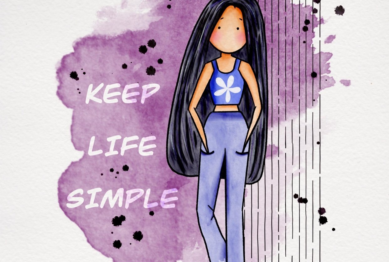 Keep life simple - student project