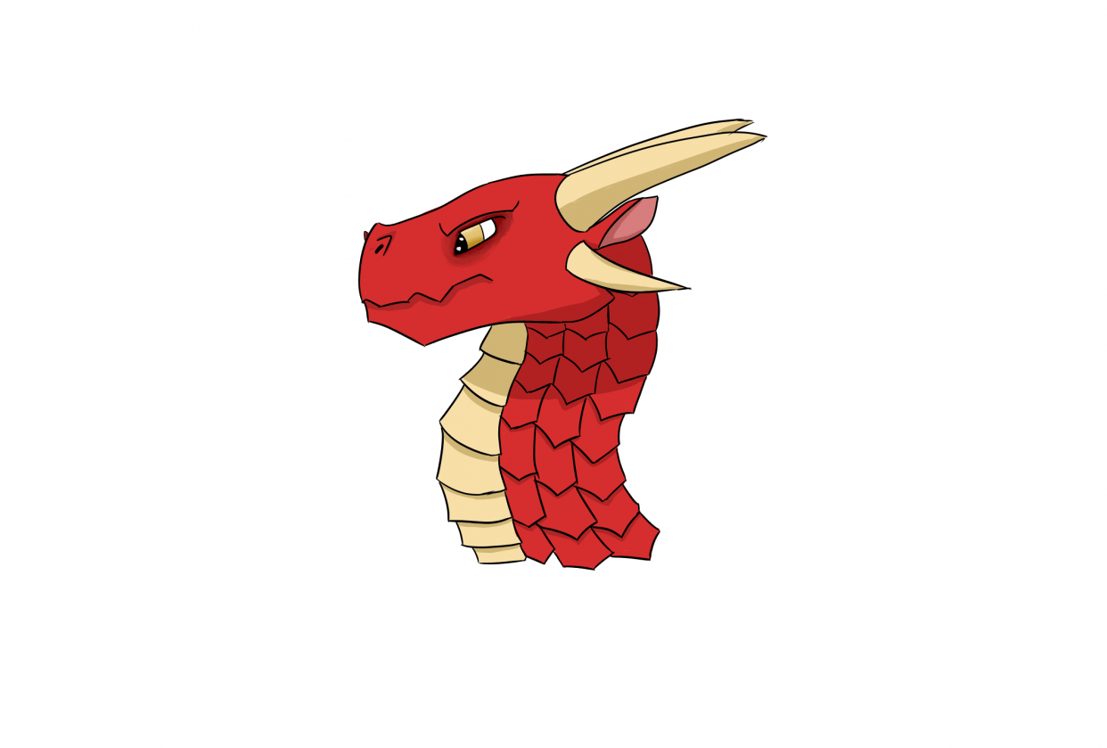 dragon - student project