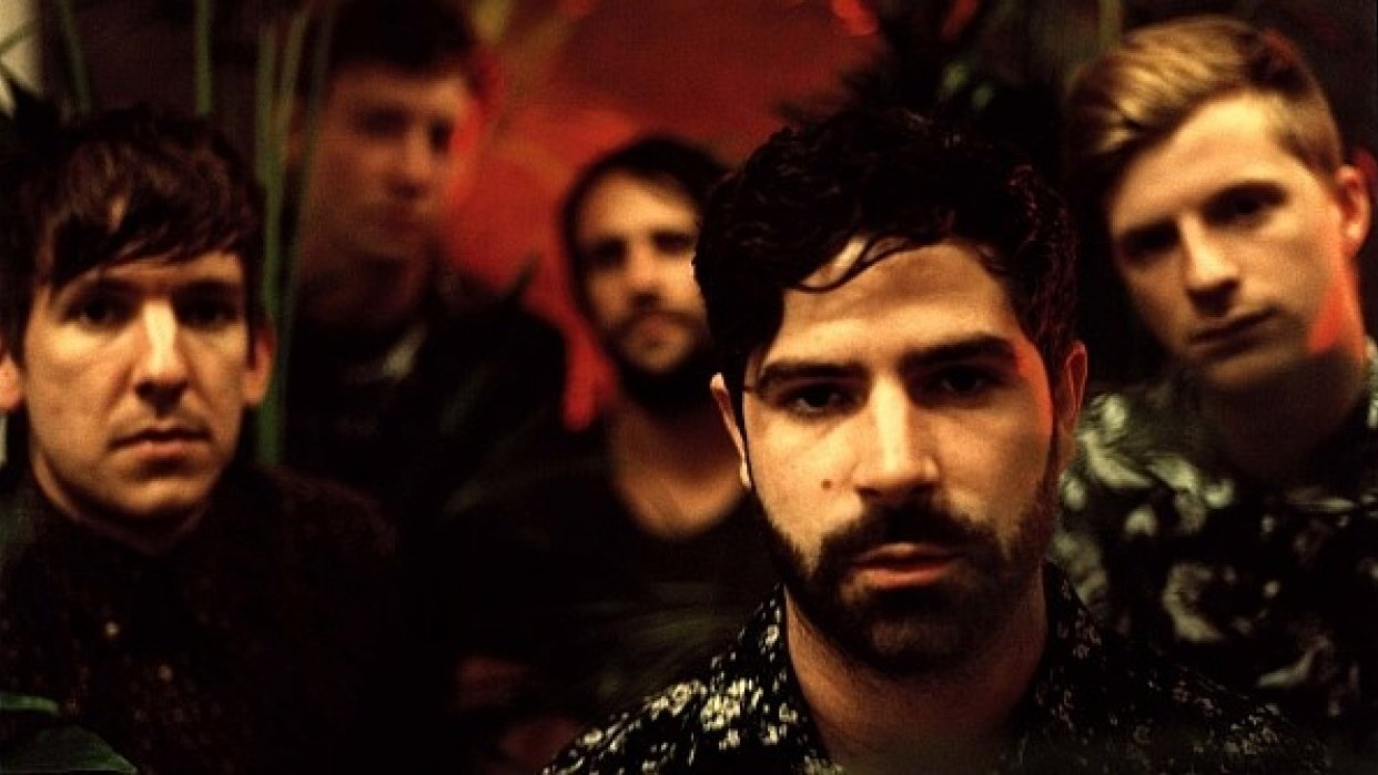 FOALS - HOLY FIRE - student project