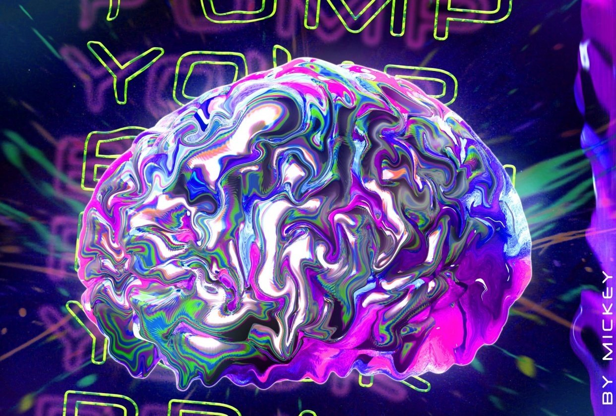 Pump you Brain - student project
