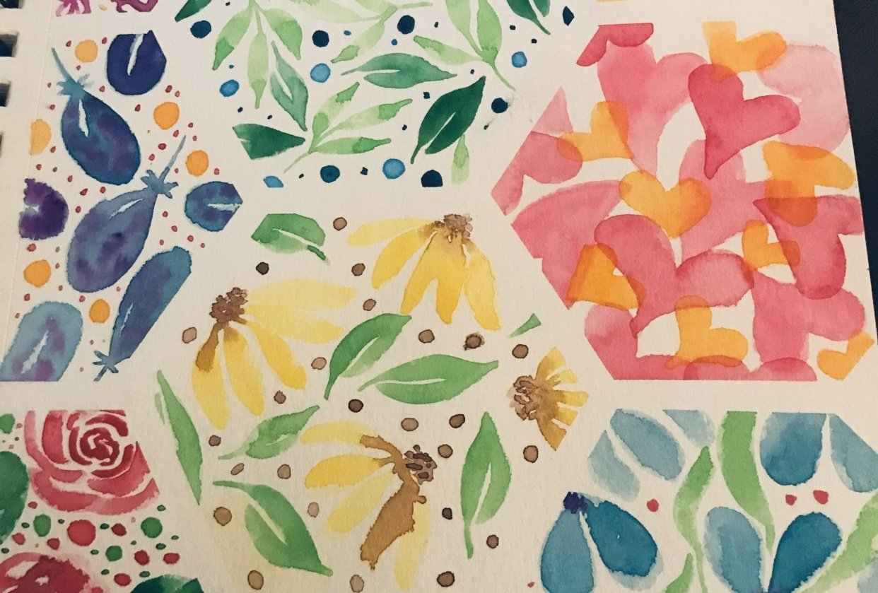 Patterns! - student project