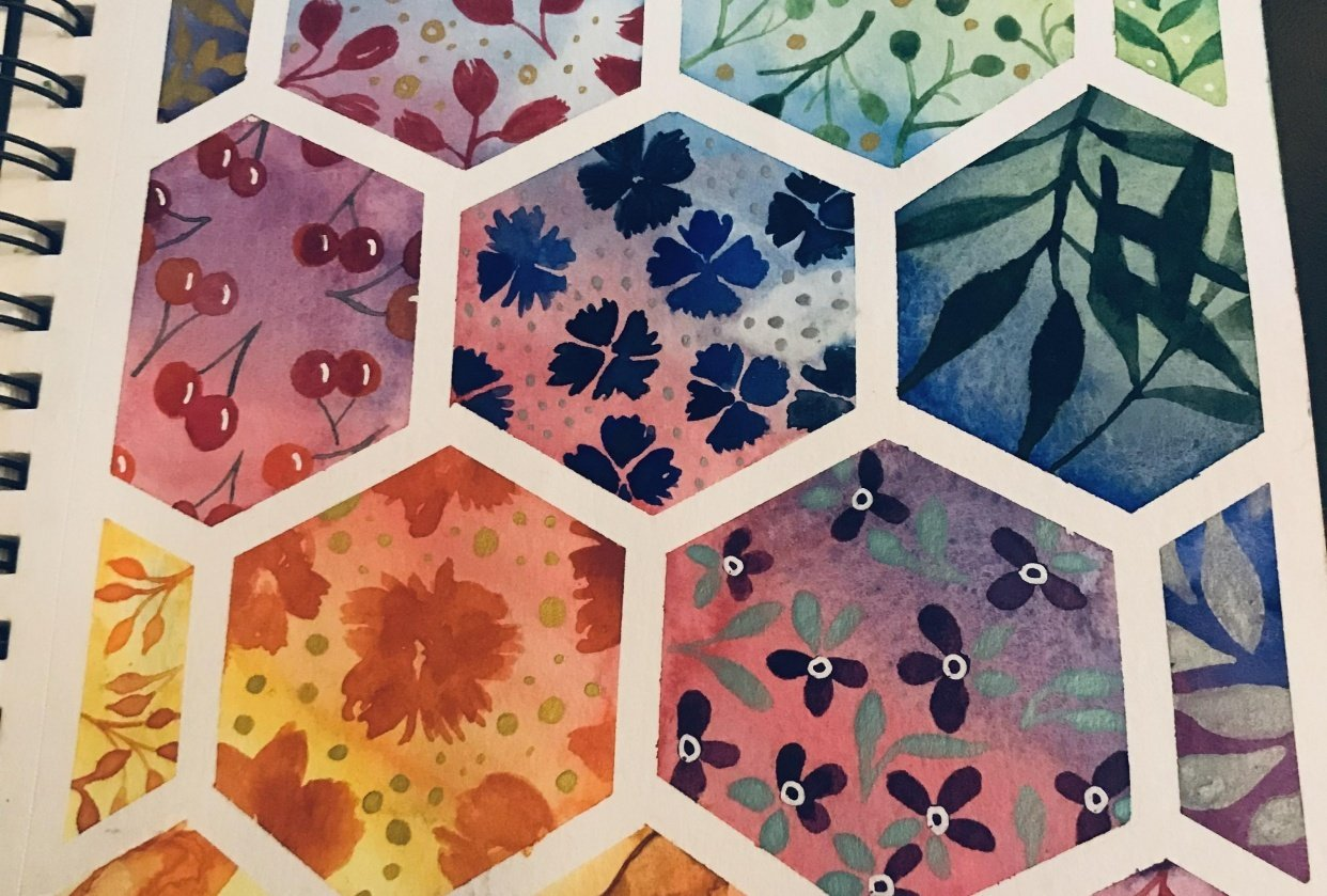 More patterns! - student project