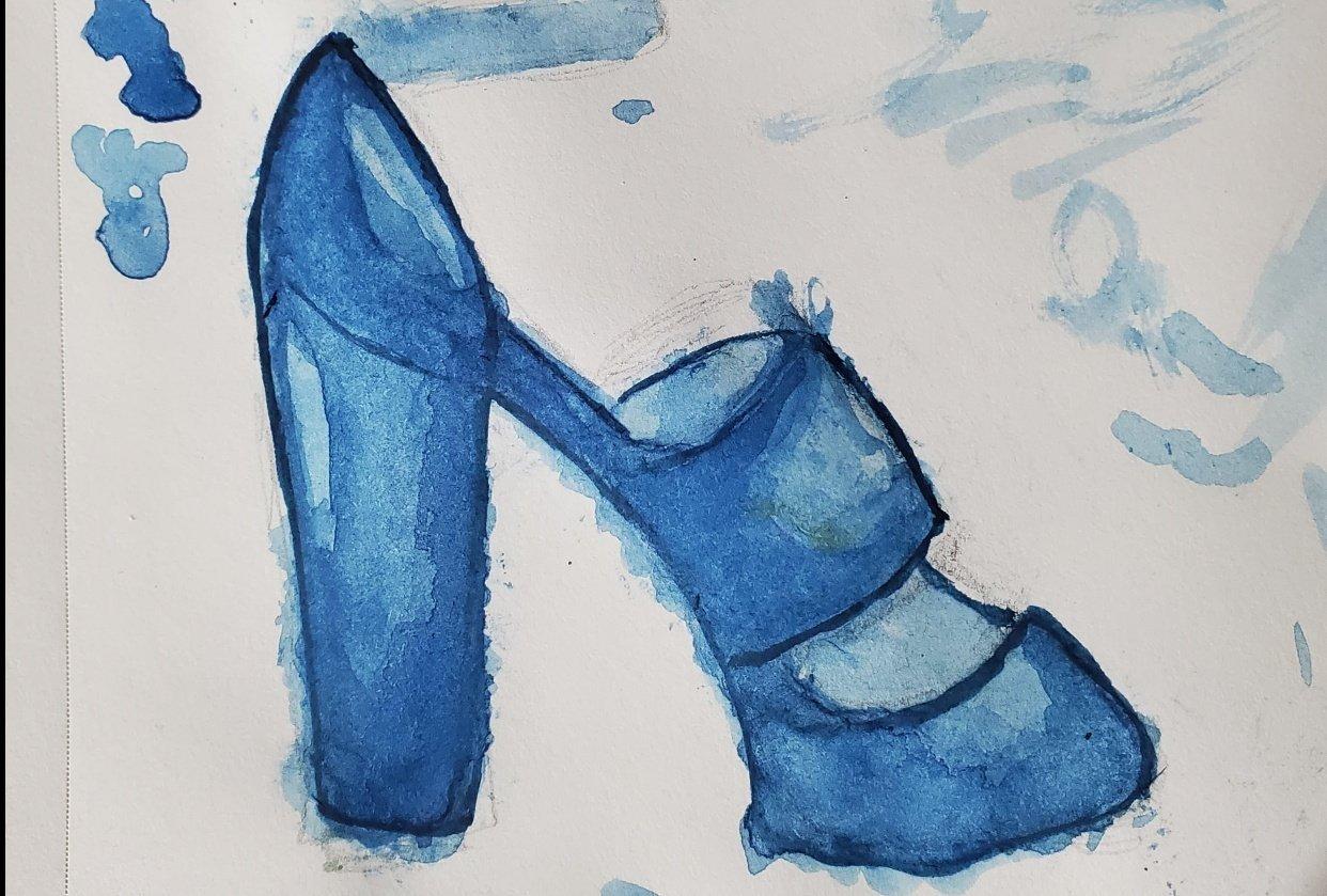 High Heels (An attempt) - student project