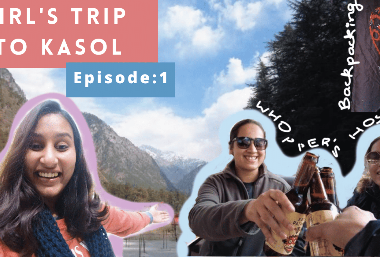 Story telling in travel vlogs - student project