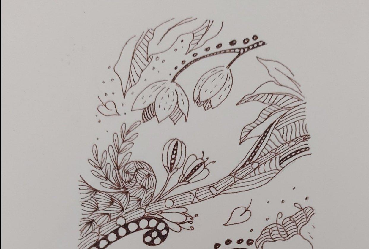 My secret garden - student project