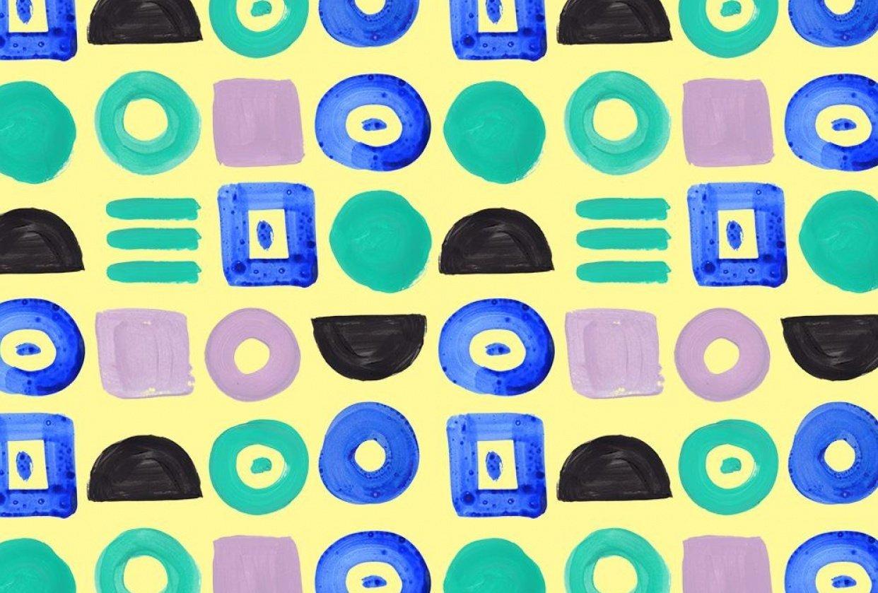 Geometric Patterns - student project