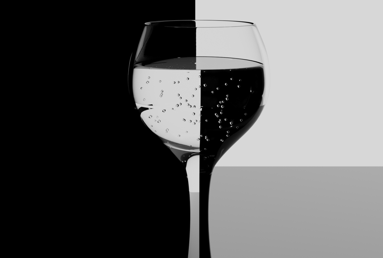 Wine Glass - student project