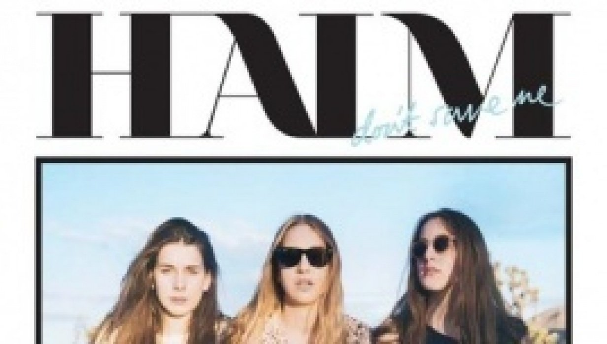 Haim Gig Poster - student project