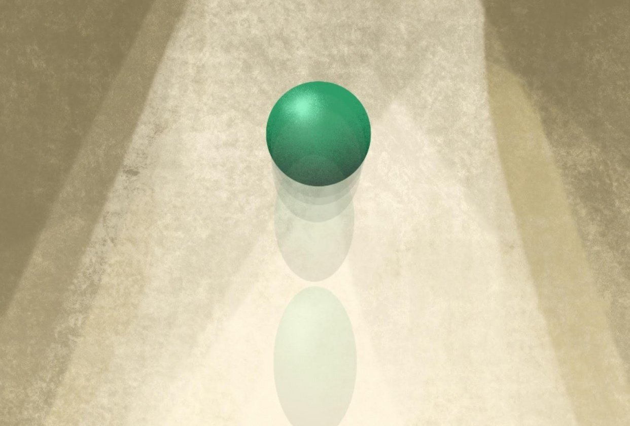 Bouncing Ball - student project