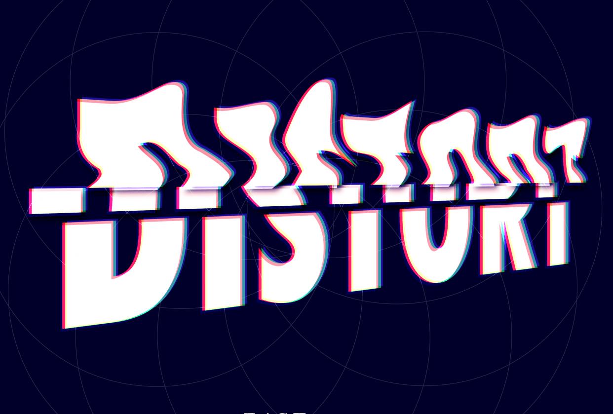Distort! - student project
