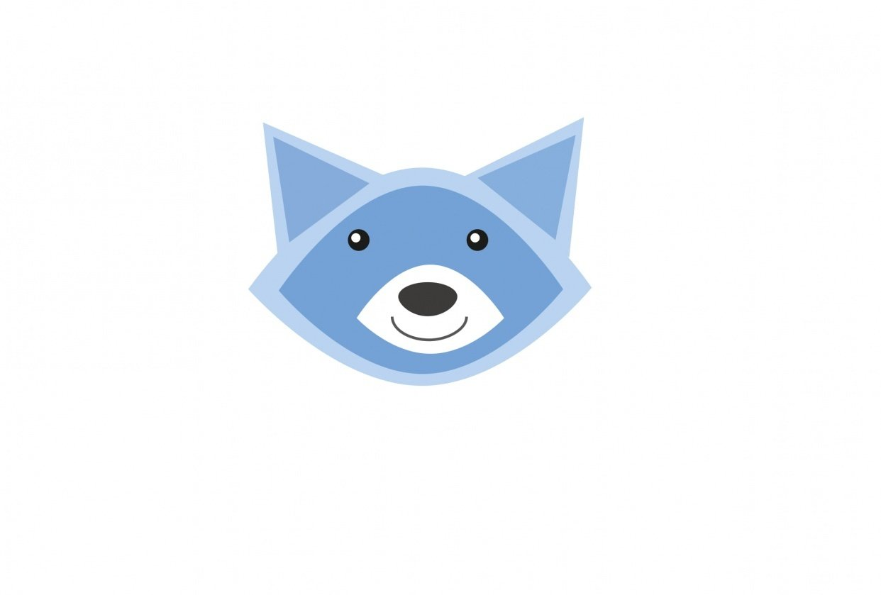Blue the fox - student project