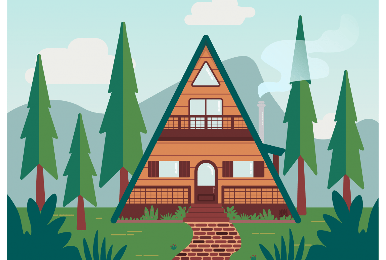 Cabin in the Woods - student project
