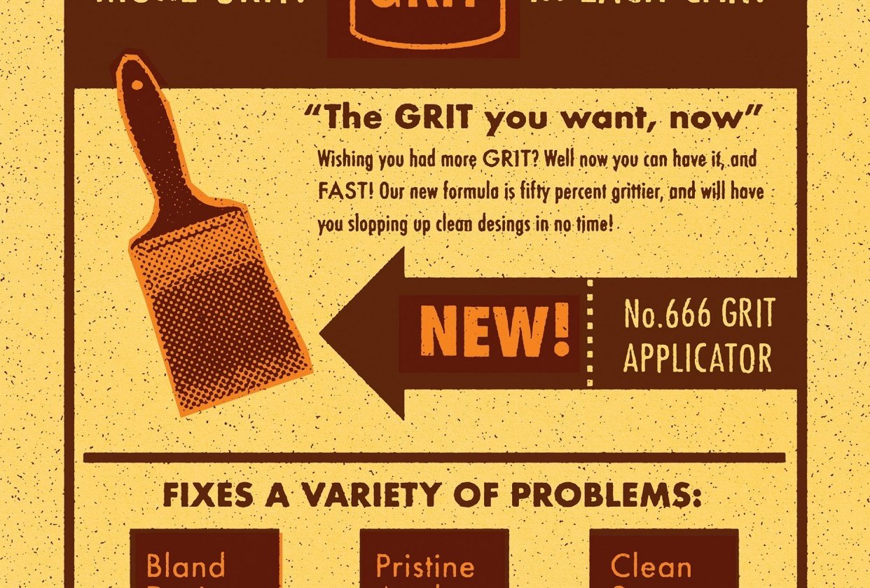 Instant Grit - student project