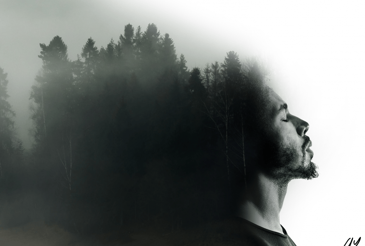 Double Exposure - student project