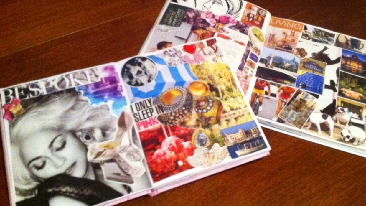 Inspiration Notebook - student project