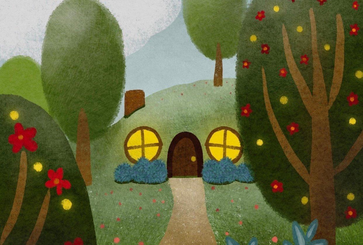 Hobbit holes - student project