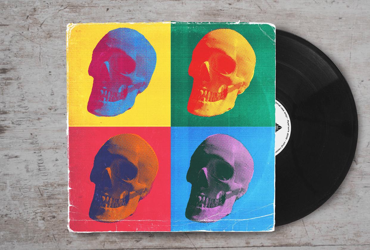 4 Skulls - student project
