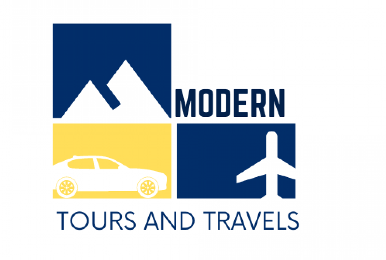 logo project tours and design - student project