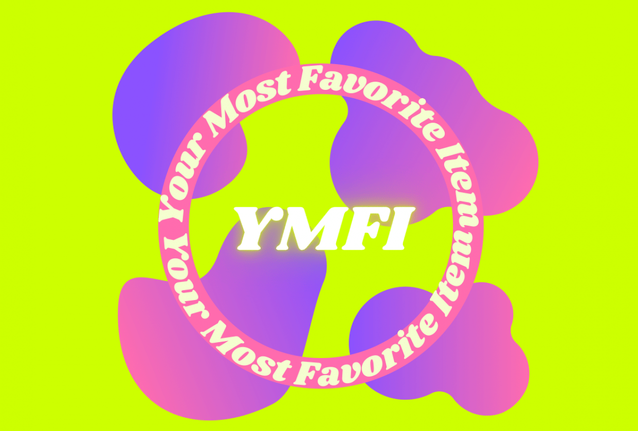YMFI (Your Most Favorite Item) - student project