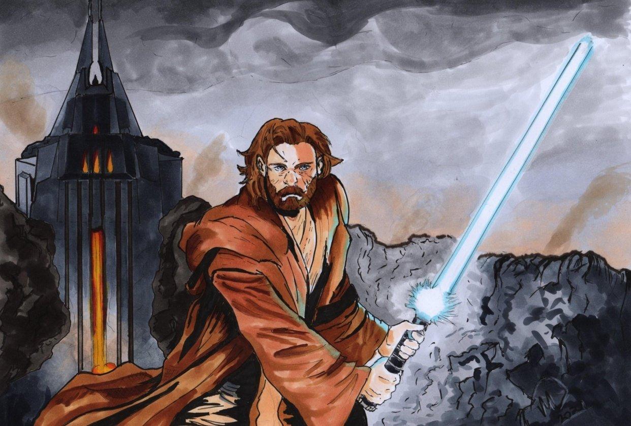 Obi-Wan: Return to Mustafar - student project