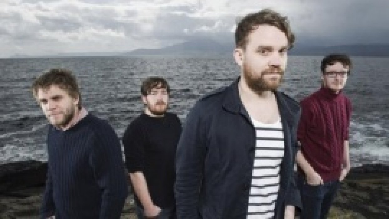 Frightened Rabbit - student project