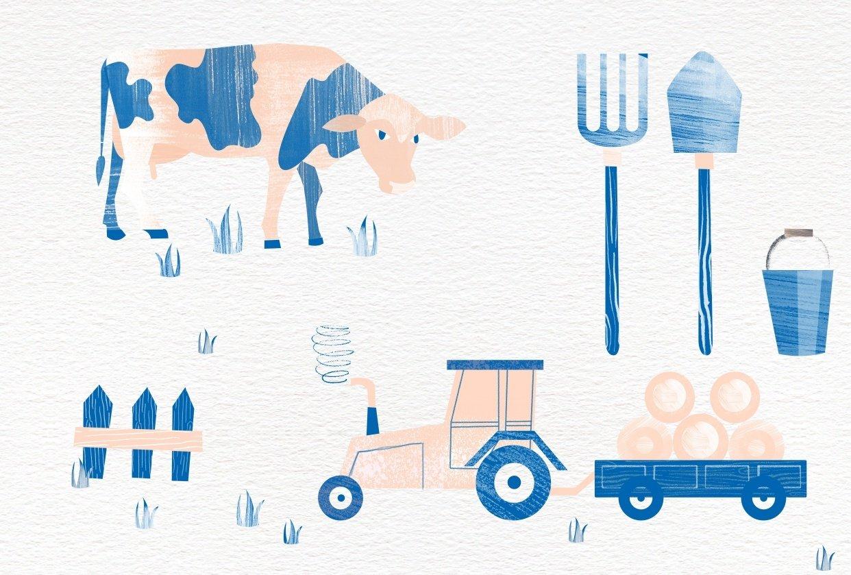 Farm Life - student project