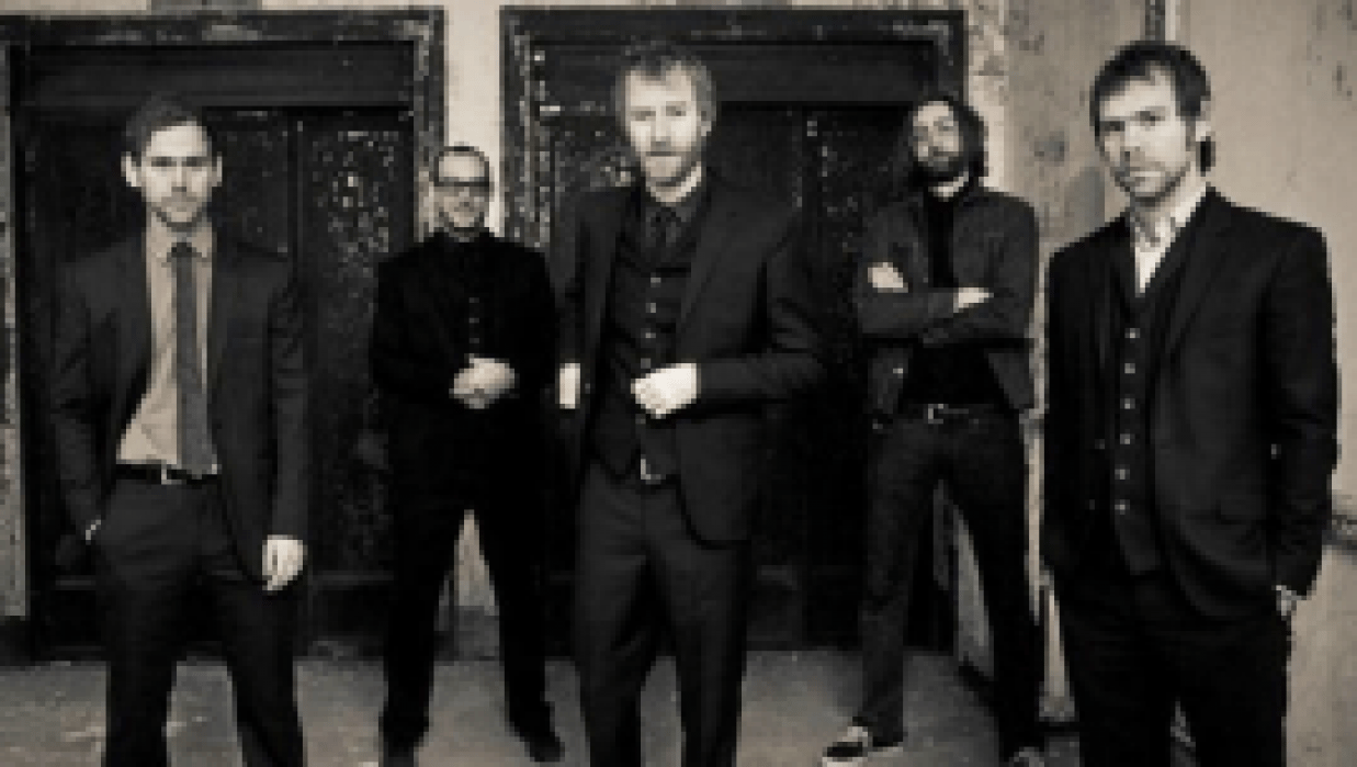 The National *UPDATED 2/17* - student project