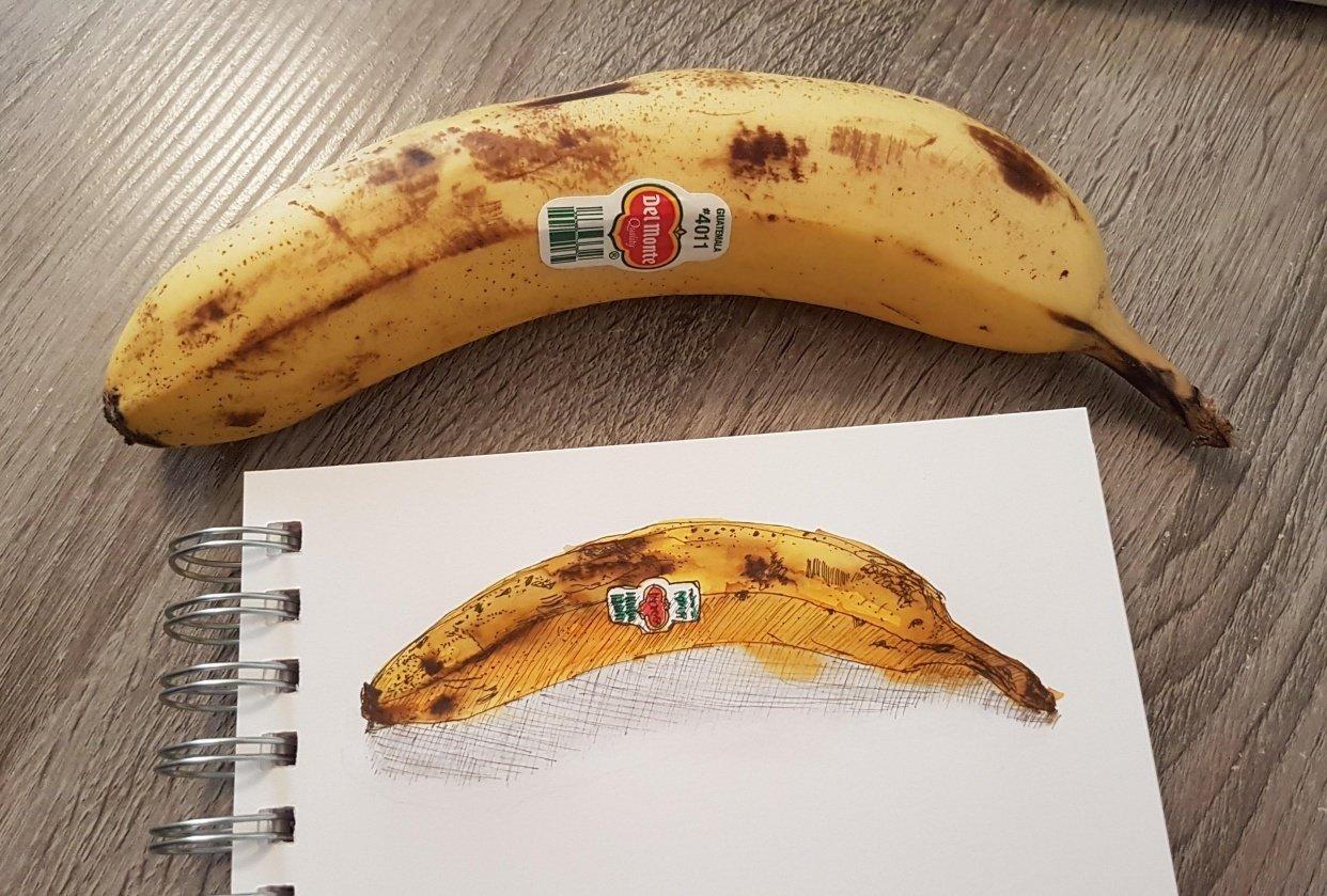 Banana - student project