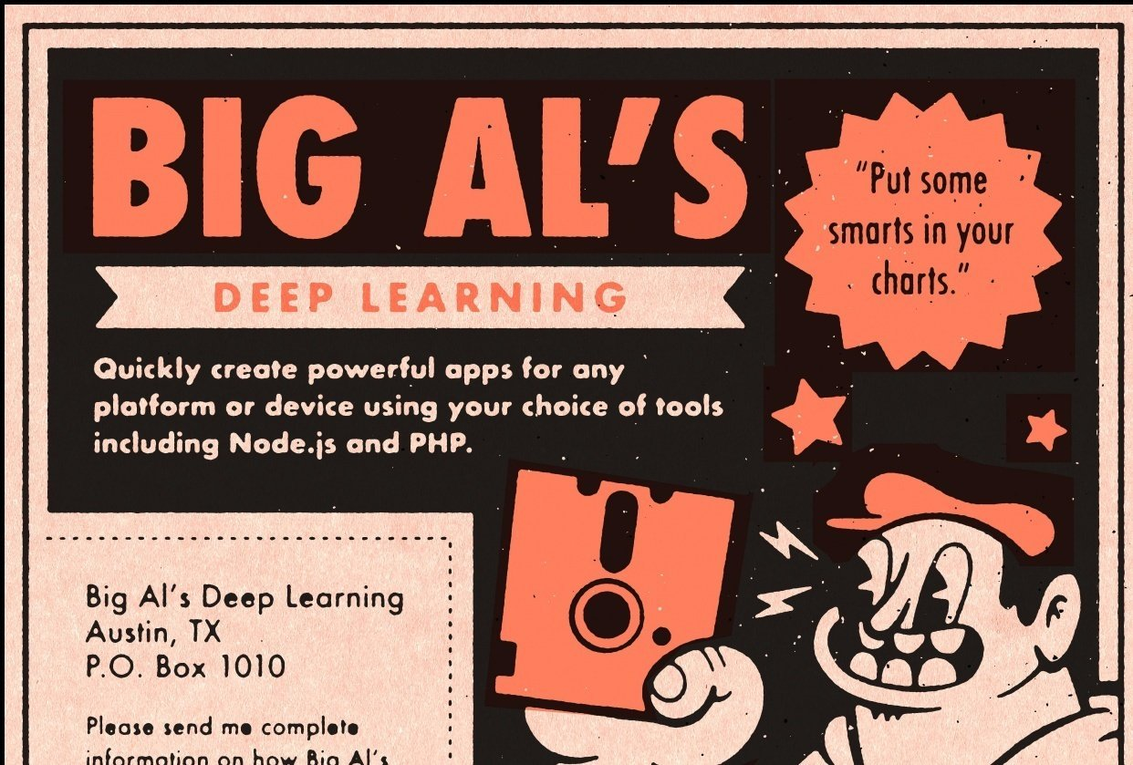 Gettin Dirty - Big Al's - student project