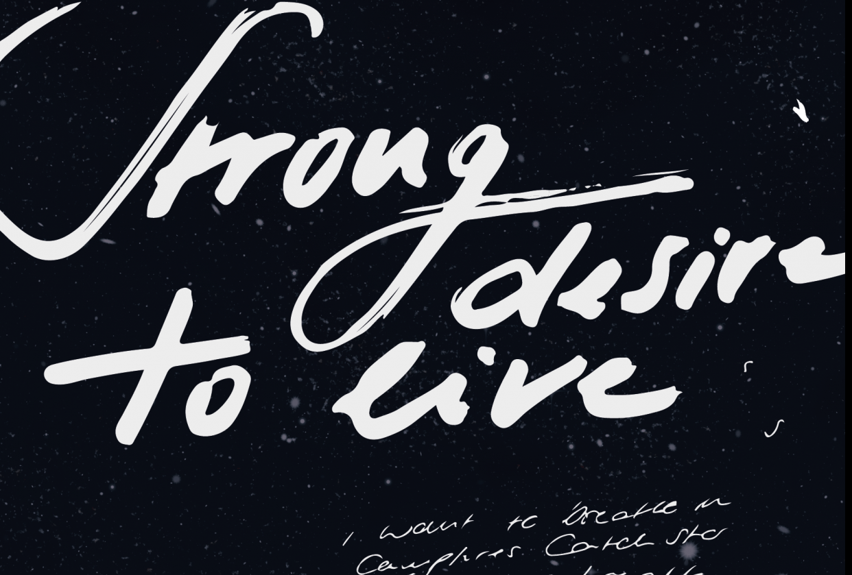 desire to live - student project