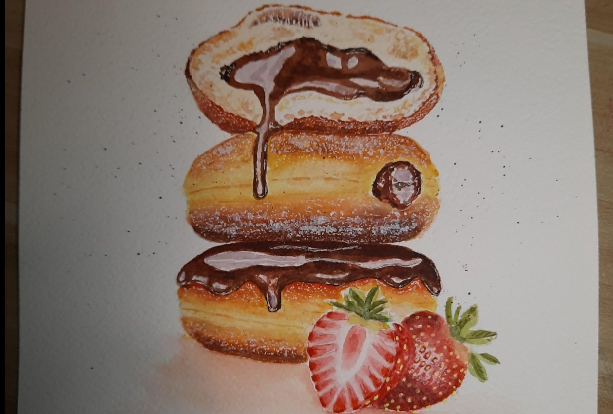 Yummy! - student project