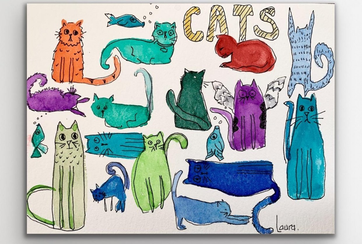 Loose Cats - student project